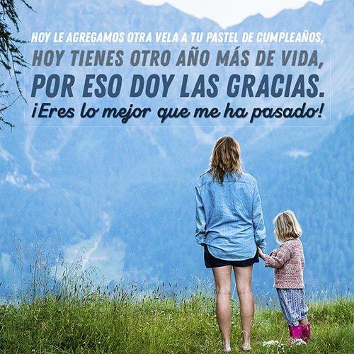 Frases Y Mensajes De Cumpleanos Para Una Hija Top 2018