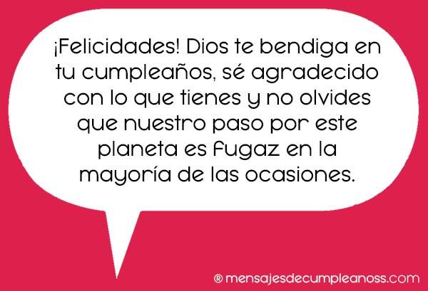 feliz cumpleaños catolico