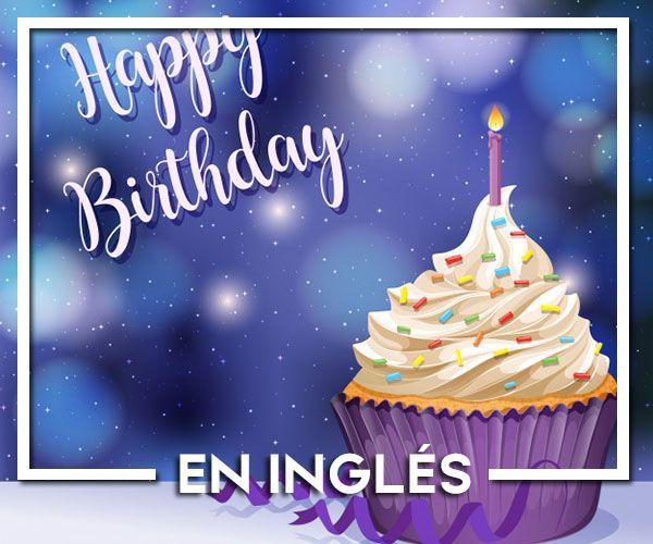 cumpleaños ingles
